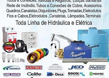 Distribuidor de material elétrico industrial