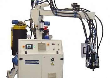 Automação para máquinas injetoras