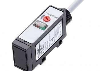 Sensor fotoelétrico alta temperatura