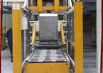 Empresa de célula robotizada